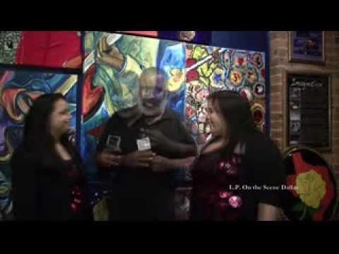 """L. P. On the Scene Dallas """"My Name in Lights"""" Mi Diva Loca"""