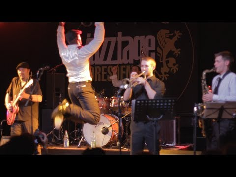 Ola Onabule - If You Knew - Dresden Jazztage - Nov 2012