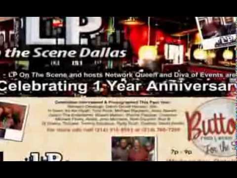 L.P. On the Scene Dallas Anniversary   2013