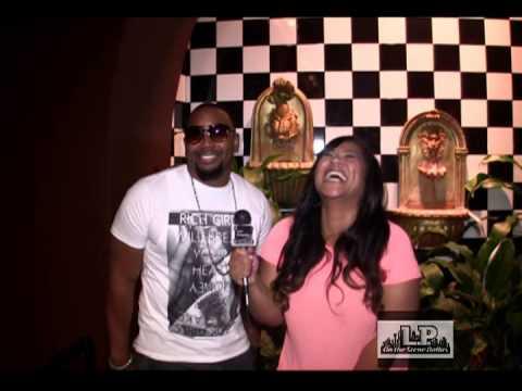L.P. On the Scene Dallas Talks to Avant 2013