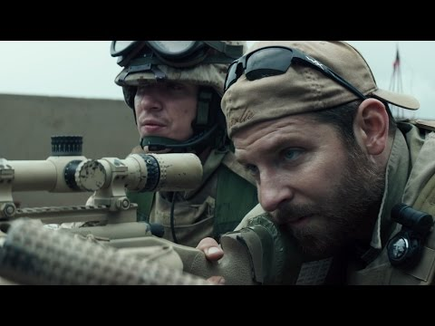 UJD | Cinefest Coverage: American Sniper - Official Trailer [HD]