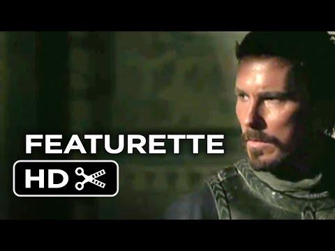 Cinefest Coverage | F.O.I.:  Exodus: Gods and Kings Featurette - The World (2014) - Ridley Scott Biblical Epic Movie HD
