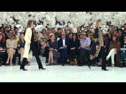 UJD | Fashion Coverage:  Dior couture Autumn-Winter 2014-15 fashion show