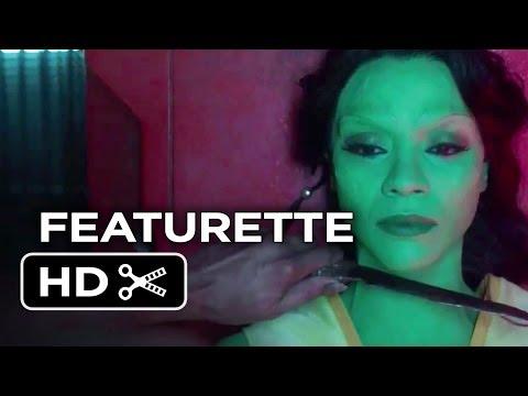 Cinefest Coverage:  Guardians of the Galaxy Featurette - Gamora (2014) - Zoe Saldana Movie HD