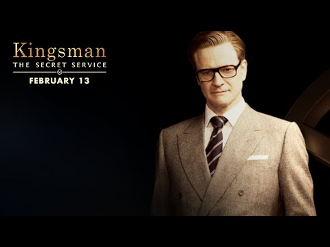 Cinefest | Films of Interest (F.O.I.): Kingsman: The Secret Service | Meet Harry [HD] | 20th Century FOX