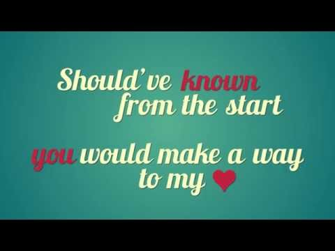 "Jazz Up | Soul A.O.I.:  Carmen Rodgers - ""Make A Way"" [Official Lyric Video]"
