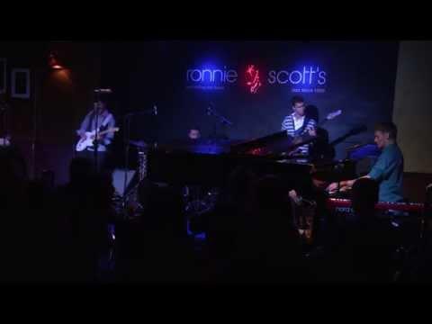 Jazz Up | Soul A.O.I.:  Jarrod Lawson - Not Gonna Let 'Em (Live at Ronnie Scott's 2014)