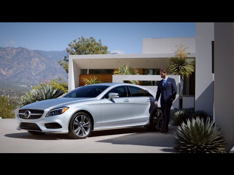 Founder's Court   Luxe: Mercedes-Benz 2015 CLS Coupe Video Brochure