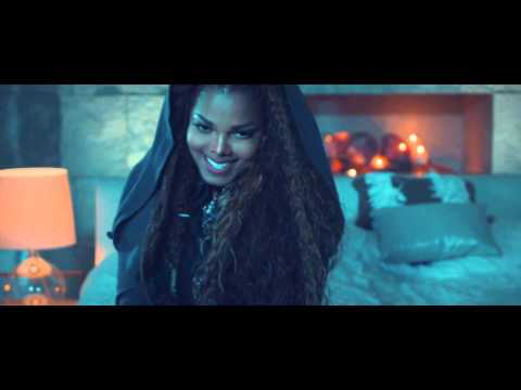 "Janet Jackson - ""No Sleeep"" Feat. J.Cole (Music Video)"