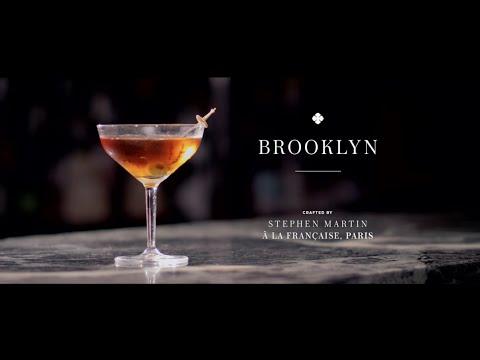 Taste Texas | Connoisseur:  Camus Cocktails : The Brooklyn