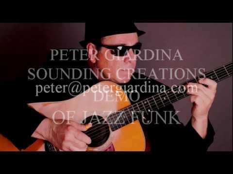 01 PLUGGED IN JAZZ FUNK PETER GIARDINA VIDEOS