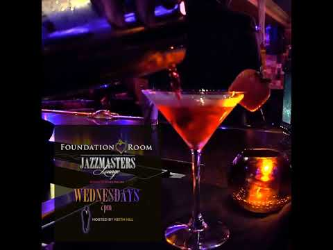 Jazzmasters Lounge | Foundation Room Dallas (Wednesdays)