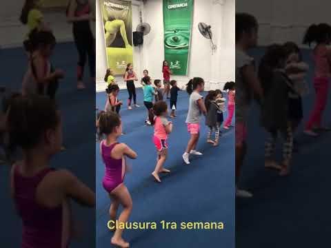 CLAUSURA 1ER SEMANA CURSO DE VERANO 2019