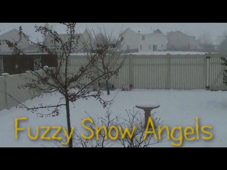 Fuzzy Snow Angels 2009