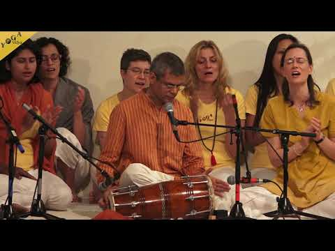 Jaya Guru Omkara Jaya Jaya Sadguru Omkara Om... - by Englisch Teacher Training Group and Harilalji