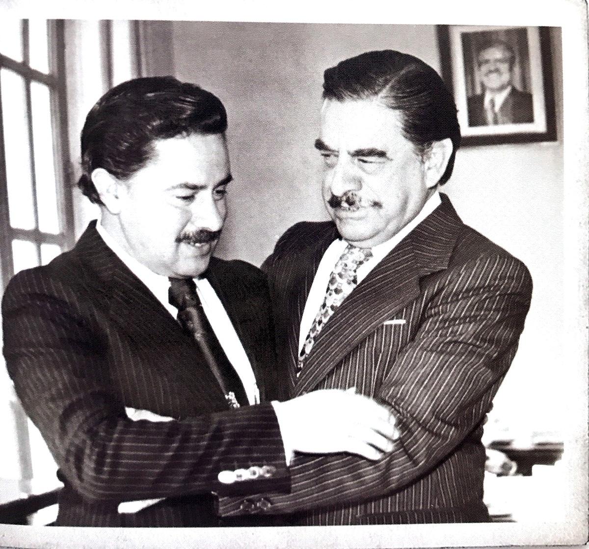Rubén Pabelllo Acosta, 1910-1999. 20 años sin su consejo
