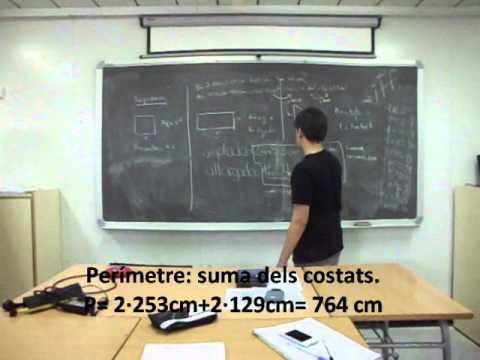 Càlcul de la pissarra
