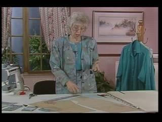 Shirley Adams: Pattern Fixing