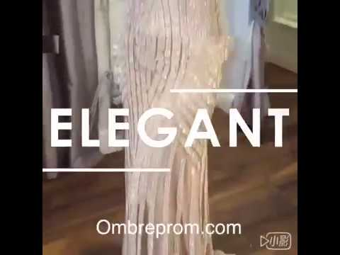 Sequin Long Prom/Evening Dresses 2018 at OmbreProm