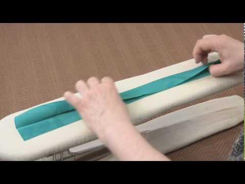 Teach Yourself to Sew: Bias Binding