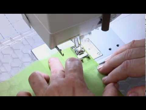 Teach Yourself to Sew: How to Sew French and Lapped Seams