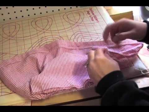 Sew a Gathered Skirt/Dress - Tutorial