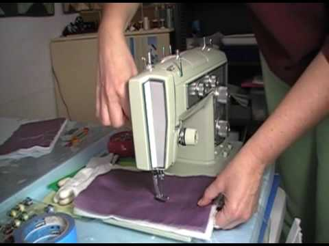 Pressure Settings for Machine Quilting