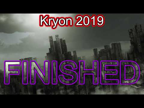 Kryon  2019 - FINISHED