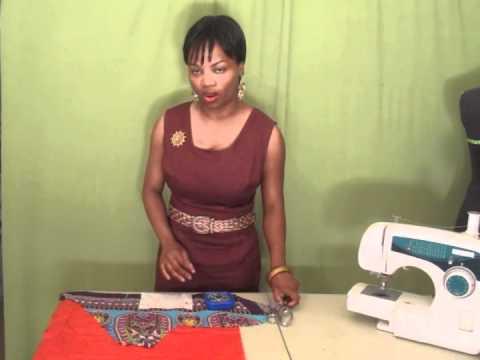 How To Cut Slippery Fabrics: Chiffon, Silk, Satin, Knit etc