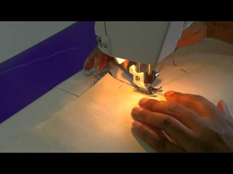 Inseam Pockets - A How To Video Tutorial