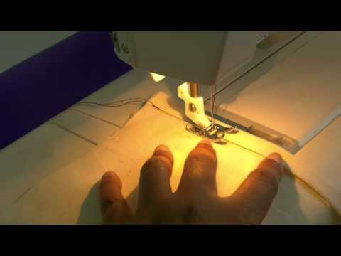 How To Sew A Narrow Hem & Hide Those Raw Edges