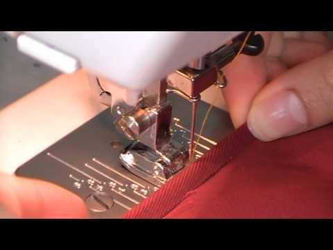 Sewing Basics: Raw Edge Finishes (Level: Easy)