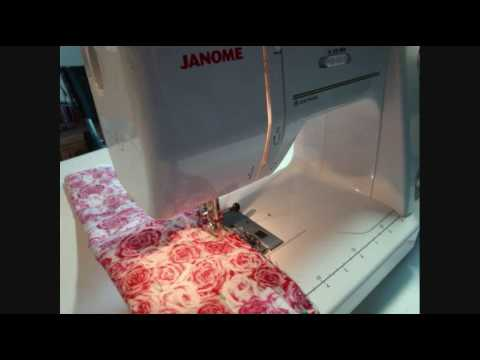 Nifty Trick When Sewing a Pillowcase