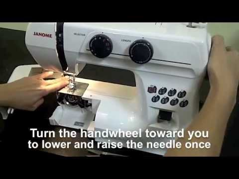 How to Wind and Load a Bobbin Properly
