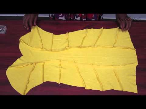 How to Sew a Bandage Dress