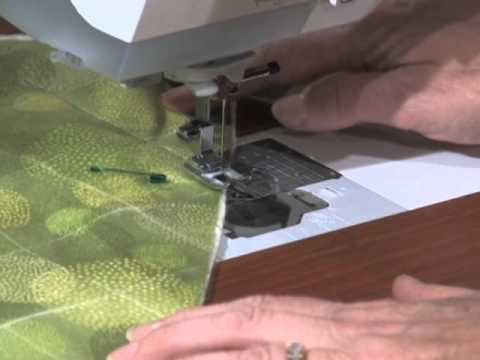 Quick Quilted Placemats by Nancy Zieman