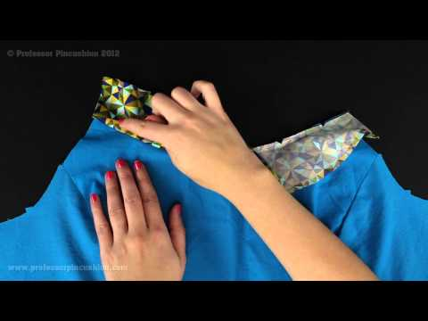 How To Understitch When Sewing a Garment