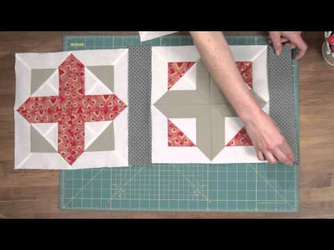 Quilt Sashing Tutorial by Quilty