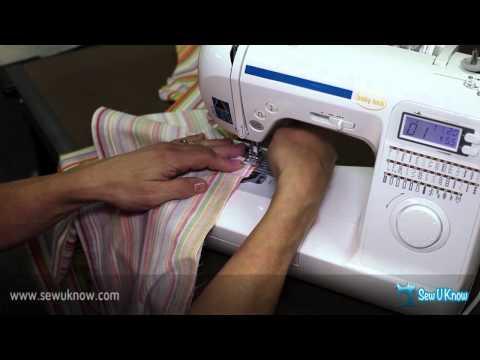 Sew U Know - How To Sew A Shirt Sleeve