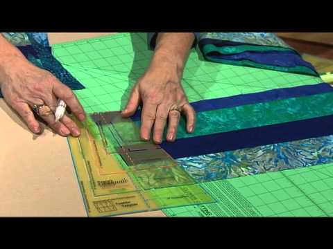 Grandmother's One Patch Quilt Templates by Nancy Zieman