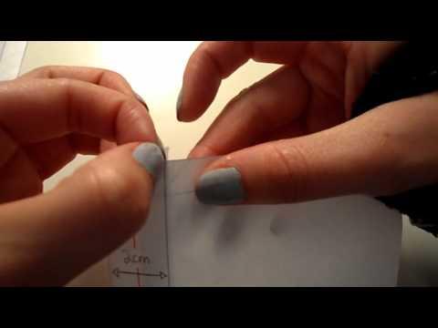 Pattern Cutting Tutorial: How To Create Hidden Button Shirt Plackets