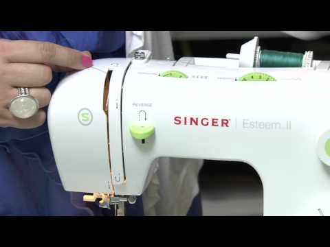 First Steps: Threading Your Sewing Machine