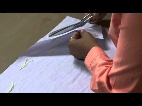 How To Use Tailor's Tacks with Pam Howard