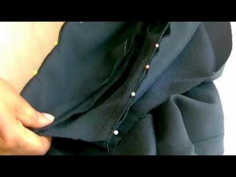 Sewing Raglan Sleeves by Fashion Sewing Blog TV