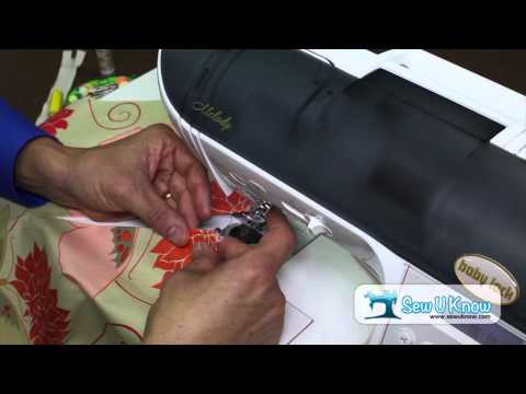 How To Sew A Lapped Zipper