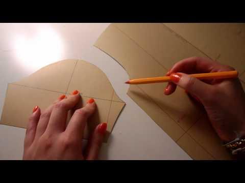 Pattern Cutting Tutorial: Basic Manual Grading and Resizing