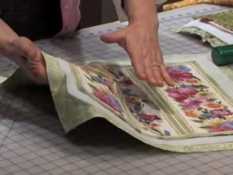 Nancy Zieman's Techniques for Basting a Quilt