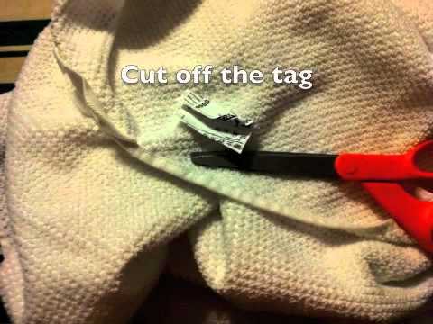 How to Sew a Hooded Towel for Baby