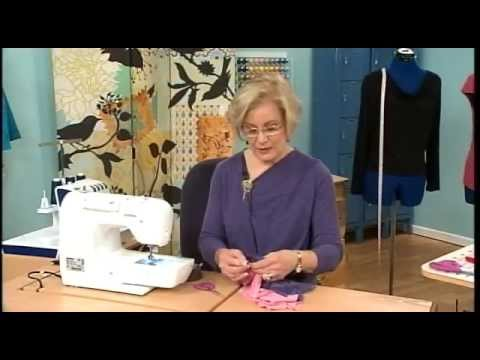 How to Add a Cowl Neckline Using a Flat Pattern Technique