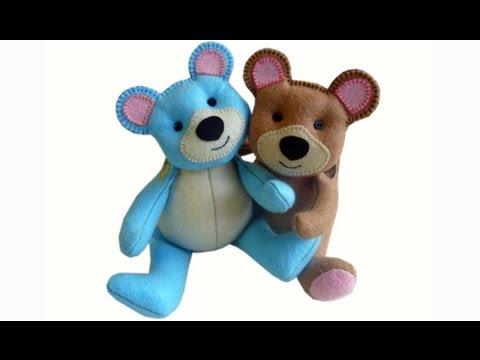 How to Make a Teddy Bear